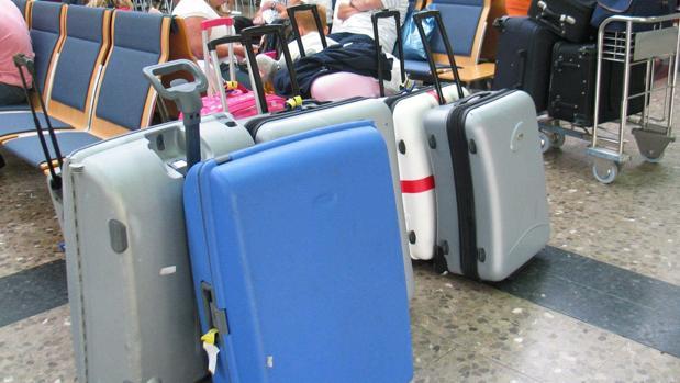 Una mujer intenta viajar con los intestinos de su marido en una maleta desde Marruecos a Austria