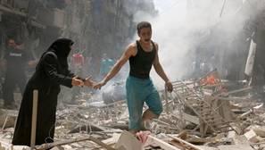 Los bombardeos en Alepo se cobran al menos once vidas este martes