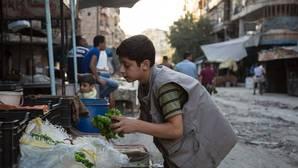 En el este de Alepo solo quedan 30 médicos para 250.000 personas
