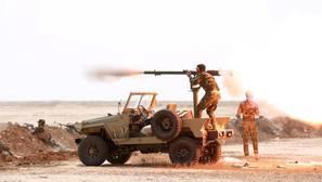 EE.UU. enviará más de 500 soldados a Irak para recuperar Mosul