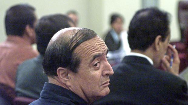 Vladimiro Montesinos, en una imagen del año 2014
