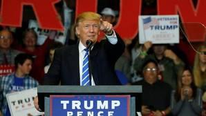 Los asesores intentan disciplinar a Trump ante el segundo debate