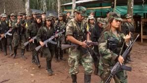 Las FARC comienzan a cumplir los acuerdos por la paz y entregan su arsenal de explosivos a la ONU