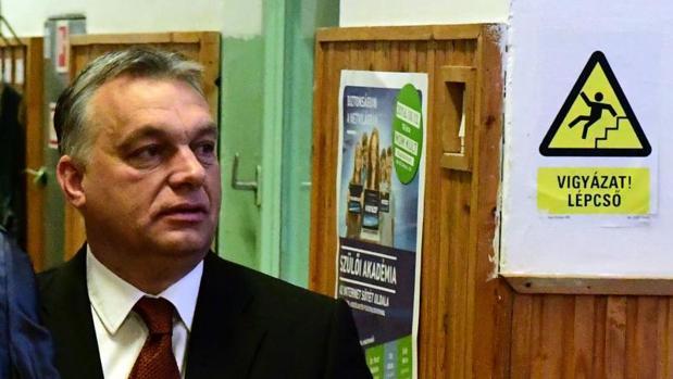Viktor Orbán, presidente húngaro, ha expresado que la participación no importa