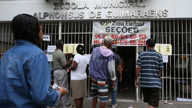 Detienen a 150 candidatos en Brasil por violaciones a las leyes electorales