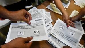 Colombia vota «no» al acuerdo de paz con las FARC