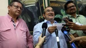 Las FARC mantienen su «disposición de usar solamente la palabra como arma de construcción hacia el futuro»