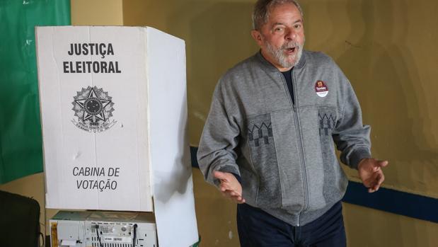 El PT pierde la alcaldía de Sao Paulo y Sao Bernardo, cuna del partido y fortín de Lula