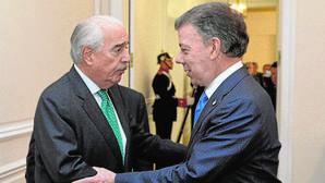 Santos quiere salvar el diálogo con el consenso de Uribe y Pastrana