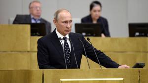 Putin reivindica el papel de Rusia como potencia con su provocación