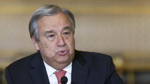 La crisis de los refugiados marcará el mandato de Guterres en la ONU