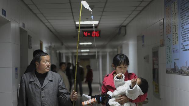 En los útlimos tiempos los episiodios violentos se han repetido en los centros sanitarios chinos