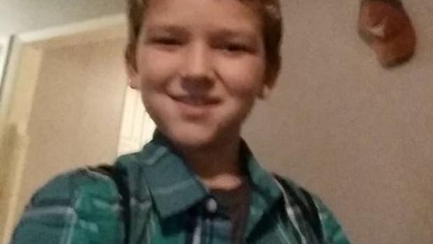 Kayden Culp, el niño de 10 años al que otros dos menores han intentado quemar en Texas