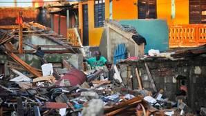 El huracán Matthew se ceba con Haití, convaleciente aún por el terremoto de 2010