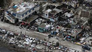 El balance de muertos en Haití se eleva a 842 tras el paso del huracán Matthew