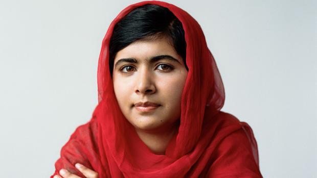 La activista paquistaní Malala Yousafzai fue la galardonada más joven de los premios Nobel
