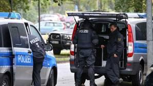 La Policía alemana detiene a tres personas por su supuesta participación en una trama terrorista