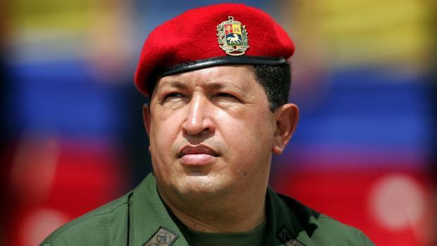 El expresidente venezolano Hugo Chávez