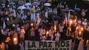 El Nobel no da carta blanca a Juan Manuel Santos