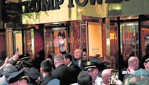 La exigencia de relevar a Trump destroza el Partido Republicano