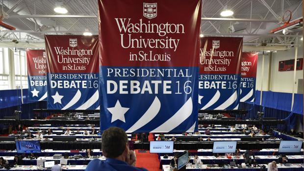 Cómo y dónde ver el segundo debate entre Donald Trump y Hillary Clinton