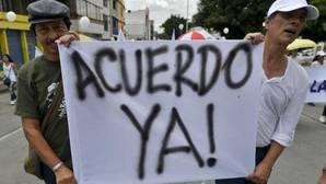Las negociaciones de paz entre Colombia y el ELN comenzarán el 27 de octubre en Quito