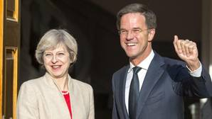 May abre la puerta a que el Parlamento vote el acuerdo del Brexit