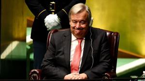 La ONU nombra oficialmente a Antonio Guterres nuevo secretario general