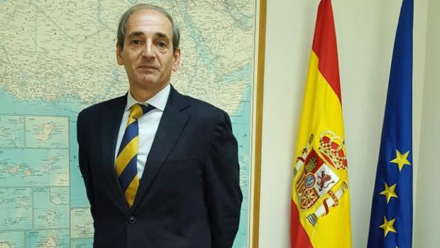 Borja Montesino, embajador en Adis Abeba