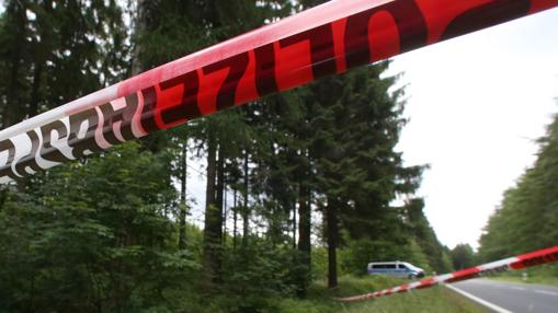 Los restos de Peggy fueron encontrados en julio en un bosque