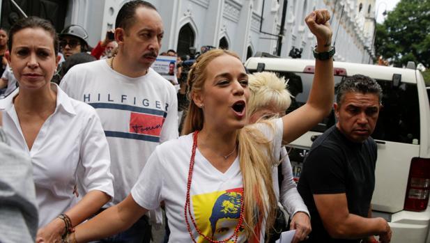 Tintori denuncia a Cabello ante la Fiscalía por «tortura» y «persecución»