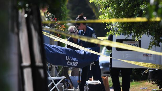 Al menos tres muertos y doce heridos en un tiroteo en un restaurante en Los Ángeles