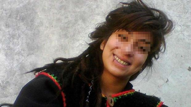 Imagen de Lucía Pérez, la joven de 16 años asesinada en Mar del Plata, Argentina