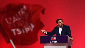 El populista Tsipras reelegido sin oposición al frente de Syriza