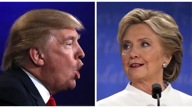 Trump desafía a Hillary: «Solo aceptaré el resultado de las elecciones... si gano yo»
