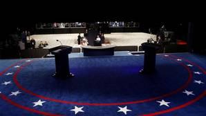 Trump afea su mejor debate al no aceptar el resultado electoral