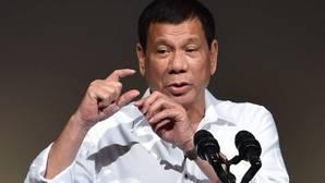 Duterte quiere que las tropas estadounidenses salgan en unos dos años de Filipinas