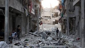 Ejército sirio toma el control de una zona en las afueras de Alepo