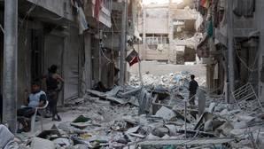 Al menos 17 rebeldes mueren en los combates con las fuerzas del régimen sirio en Alepo