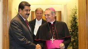 El Papa, sobre Venezuela: «Recibí a Maduro, le hice preguntas y le escuché. Apuesto todo sobre el diálogo»