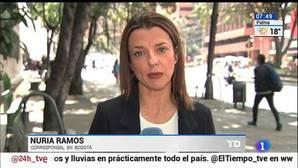 Venezuela rectifica y permite el acceso al país del equipo de TVE