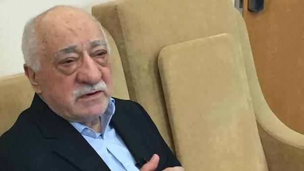 El predicador islamista Fetullah Gülen