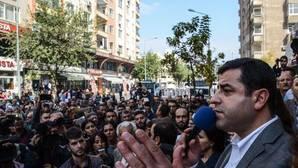Detenidos los colíderes del prokurdo HDP, el tercer partido más importante de Turquía