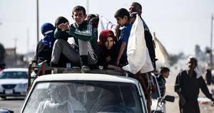 Milicias chiíes toman el control de amplias zonas al oeste de Mosul