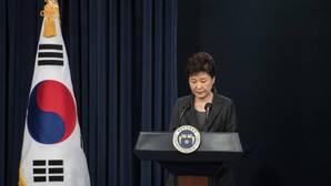 La presidenta surcoreana acepta ser investigada por el escándalo de corrupción de su «rasputina»
