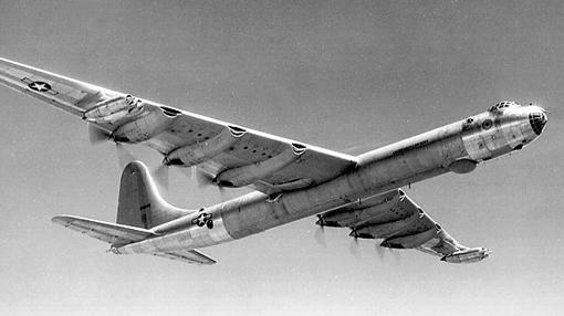 Bombardero estratégico B-36 Peacemaker