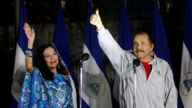 Daniel Ortega arrasa en las elecciones de Nicaragua y revalida su mandato