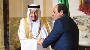 Los equilibrios de Egipto entre Rusia y Arabia Saudí