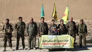 Ofensiva total contra las dos capitales del «califato» de Daesh en Siria e Irak