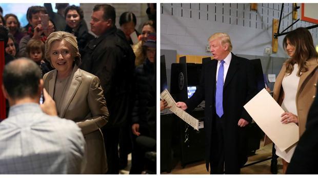 Elecciones EEUU:  En directo: Elecciones en Estados Unidos